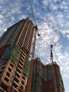 Изменение технико-экономических показателей в строительстве